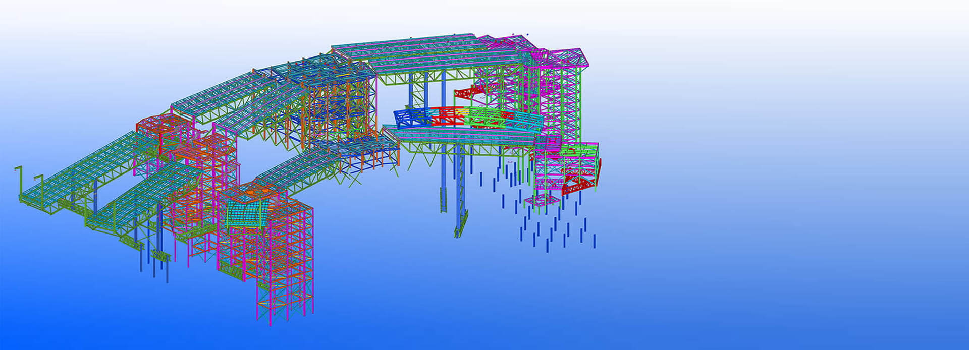 Steel Detailing & Steel Structural Engineering